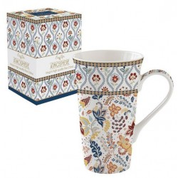 Mug géant et son coffret - Cachemire - EASY LIFE - Tasse / Mug - DE-534199