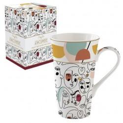 Mug géant et son coffret - Modernism - EASY LIFE - Tasse / Mug - DE-534421