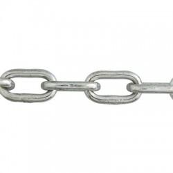 Bobine chaîne soudée droite maille courte 12 m - ⌀8 mm - Câble / Chaîne - BR-033826