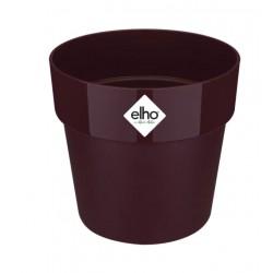 Cache-pot d'intérieur - B for Original Mini - 15.9 x 14.6 cm - Mûre - ELHO - Pots ronds - DE-400531