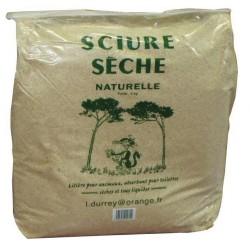 Sciure sèche naturelle - 4 Kg - LAURENT DURREY - Chats - DE-759001