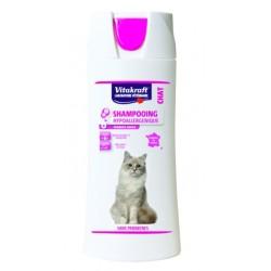Shampoing hypoallergénique pour chat - 250 ml - VITAKRAFT - Chats - DE-195975