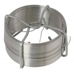 Fil d'attache - INOX - 50 m - ⌀ 0.8 mm - FILIAC - Fils d'attache grillage - BR-037087