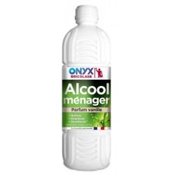 Alcool ménager à la vanille - 1 L - ONYX - Hygiène de la maison - DK920