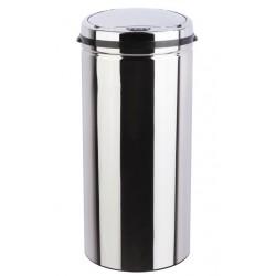 Poubelle automatique - Inox - Kitchen Up - HAILO - Poubelle - SI-202322