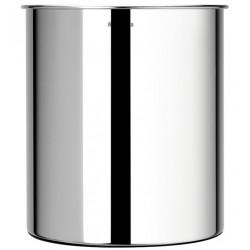Poubelle pour papiers - Acier brillant - 7 L - BRABANTIA - Poubelle - SI-158881