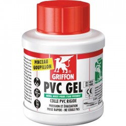Colle PVC gel aqua - 250 ml - GRIFFON - Colle - SI-184202
