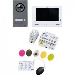 Kit vidéo Note 2 - Transfert d'appel sur smartphone Call Me - URMET - Carillons / Sonnettes / Interphones - SI-305071