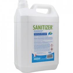 Gel hydroalcoolique - Sanitizer - 5 L - MP HYGIENE - Hygiène des mains - SI-235127