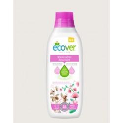 Adoucissant - Fleur de Pommier / Amande - 1 L - ECOVER - Assouplissant et parfum de linge - DE-347286