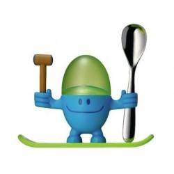 Coquetier pour enfant - Mc Egg - Vert / Bleu - WMF - Enfants / Protection enfants - DE-781864