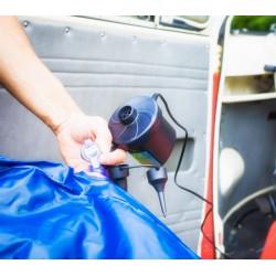 Gonfleur / Dégonfleur mixte - électrique - CAO - Accessoires pique-nique / camping / détente - DE-428441