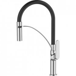 Mitigeur évier flexible - Tubig - Noir - THEWA - Robinets / Mitigeurs - SI-424702