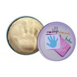 Coffret empreinte 3D bébé - Beige - LE STUDIO - Enfants / Protection enfants - DE-503780