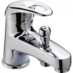 Mitigeur bain-douche - Monotrou - City 2 - Manette creuse - SIDER - Robinets / Mitigeurs - SI-352776