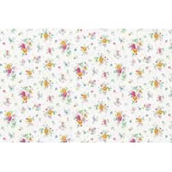 Adhésif - Fleurs d'été - 45 cm x 15 m - D C FIX - Adhésifs décoratifs - DE-376566