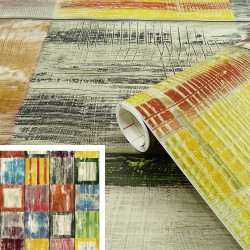 Adhésif - Bahia - 67.5 cm x 2 m - D C FIX - Adhésifs décoratifs - DE-376947