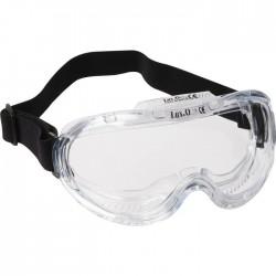 Masque de protection - Anti-buée - Kemilux Sup air - LUX OPTICAL - Protection des yeux - SI-700330