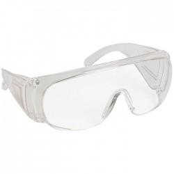 Sur-lunettes de protection - Incolore - LUX OPTICAL - Protection des yeux - SI-700772