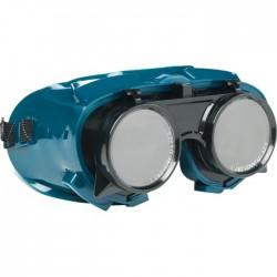 Lunettes de protection - Spécial soudure - Relevable - LUX OPTICAL - Protection des yeux - SI-700702
