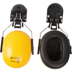 Coque anti-bruit avec adaptateur casque - EARLINE - Casques anti-bruit / Bouchons - SI-126335