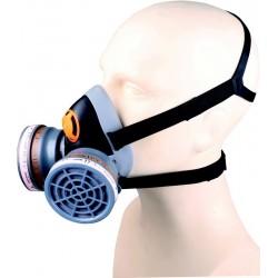 Kit demi-masque respiratoire - Jupiter - DELTA PLUS - Masques respiratoires / filtrant - 241810D
