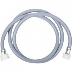 Flexible d'alimentation de machine à laver - Caoutchouc - Sortie droite - 2 M - Tuyaux de machine à laver - SI-300863