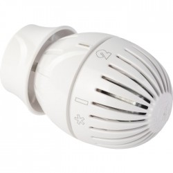 Tête de robinet thermostatique R470 - Bulbe à soufflet - GIACOMINI - Robinets de radiateur - SI-300772
