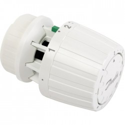 Tête de robinet thermostatique RA 2992 - Bulbe incorporé - GIACOMINI - Robinets de radiateur - SI-197305