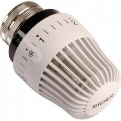 Tête de robinet thermostatique M28 - Bulbe liquide - SIDER - Robinets de radiateur - SI-301081