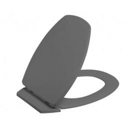 Abattant WC - Baccara - Gris Anthracite - ALLIBERT - Accessoires WC - DE-75894