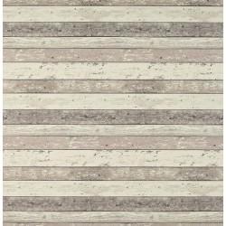 Nappe - Ovale - Toile cirée - Yvonne - 150 x 250 cm - D C TABLE - Nappe - DE-491589