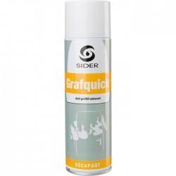 Nettoyant anti-graffiti - Grafquick - 650 ml - SIDER - Essences et alcools pour peinture - SI-380184