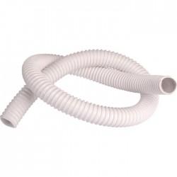 Flexible d'évacuation - 40 mm - Embout mâle - REGIPLAST - Flexibles et tubes de raccordement - SI-386257