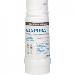 Cartouche de rechange pour filtre sous évier - AQA pura - BWT - Filtration de l'eau - SI-280001