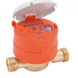 Compteur communiquant divisionnaire - Eau chaude - Narval + - ITRON - Compteurs d'eau et accessoires - SI-410226