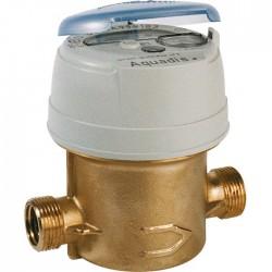 Compteur volumétrique DN15 et 20 - Eau froide - Aquadis+ - ITRON - Compteurs d'eau et accessoires - SI-190017