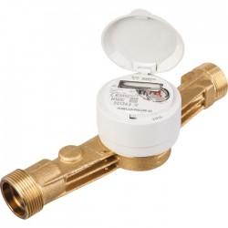 Compteur d'eau première prise - 6 m³/h - Eau froide - Aquarius - DIELH - Compteurs d'eau et accessoires - SI-467204