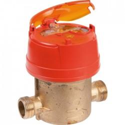 Compteur volumétrique DN15 EF/EC pour l'habitat collectif - Eau chaude - Aquadis+ - ITRON - Compteurs d'eau et accessoires - ...