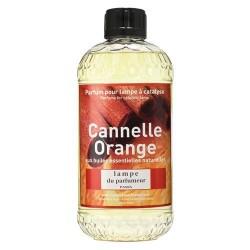 Recharge pour lampe àparfum - Cannelle / Orange - 500 ml - LAMPE DU PARFUMEUR - Parfum d'intérieur - DE-472449