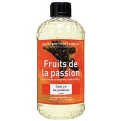 Recharge pour lampe àparfum - Fruits de la Passion - 500 ml - LAMPE DU PARFUMEUR - Parfum d'intérieur - DE-313296