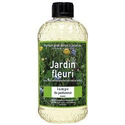 Recharge pour lampe àparfum - Jardin Fleuri - 500 ml - LAMPE DU PARFUMEUR - Parfum d'intérieur - DE-313288