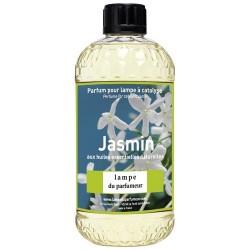 Recharge pour lampe àparfum - Jasmin - 500 ml - LAMPE DU PARFUMEUR - Parfum d'intérieur - DE-189266