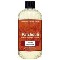 Recharge pour lampe àparfum - Patchouli - 500 ml - LAMPE DU PARFUMEUR - Parfum d'intérieur - DE-736892
