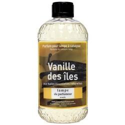 Recharge pour lampe àparfum - Vanille des îles - 500 ml - LAMPE DU PARFUMEUR - Parfum d'intérieur - DE-313262