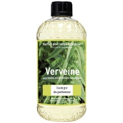 Recharge pour lampe àparfum - Verveine - 500 ml - LAMPE DU PARFUMEUR - Parfum d'intérieur - DE-547150