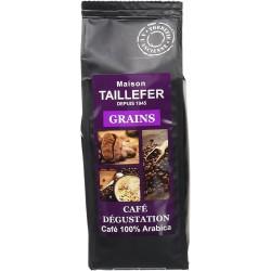 Café en grains - Dégustation - 250 Gr - MAISON TAILLEFER - Café / Thé / Infusion - DE-765495