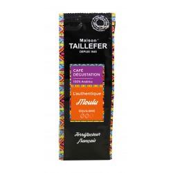 Café moulu - Dégustation L'authentique - 250 gr - MAISON TAILLEFER - Café / Thé / Infusion - DE-538869