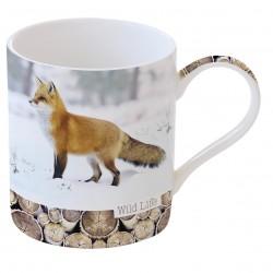 Mug - Wild Life - Renard - Porcelaine - EASY LIFE - Tasse / Mug - DE-556135