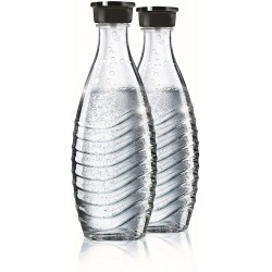 Carafe x 2 - Transparent - SODASTREAM - Carafe / Bouteille - DE-437559